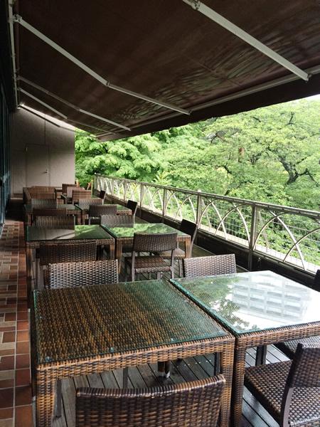 スラッシュカフェ ビアテラス2015(八芳園)