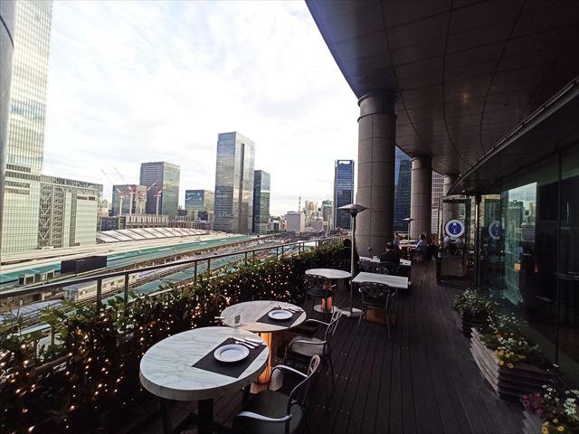 写真:丸ノ内ホテルアーバンビアテラス