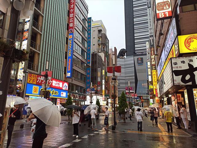 写真:新宿天空ビアガーデン
